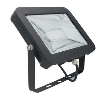 30W BLK SLIM LED FLOOD LIGHT 5000K
