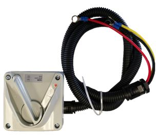 HOT WATER CYLINDER KIT 20A  & 2.5MM CABLE LOCKABLE