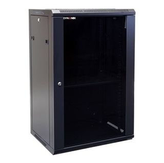 18 RU WALL MOUNT CABINET 450mm DEEP600X450X901mm