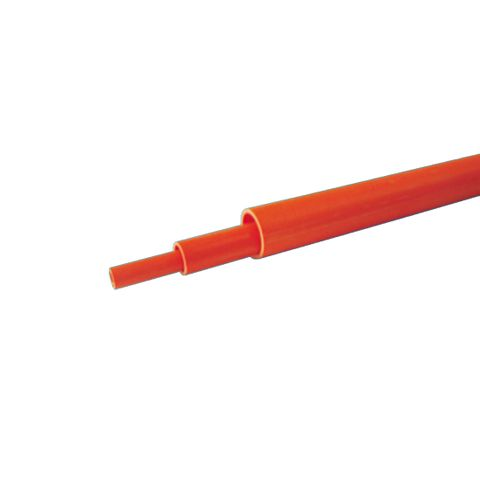 20MM UPVC CONDUIT 2.9M LENGTH ORANGE