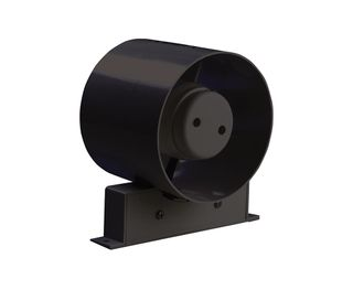 100mm Manrose Inline Axial Fan - ID