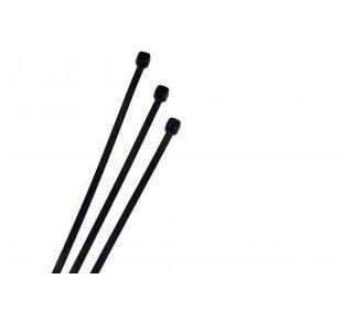 550 X 8 Nylon Cable Tie - UV Black - 50PKT