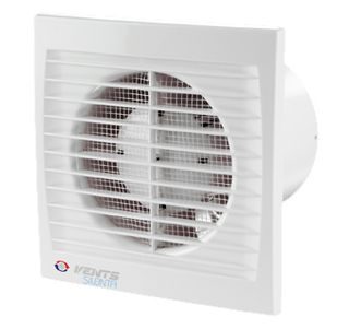 Ceiling/Wall Fan 180m3hr - 125mm vent