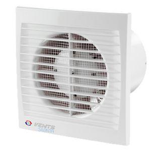 Ceiling/Wall Fan 296m3hr - 150mm vent