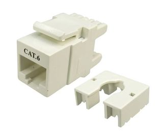 Cat6 Keystone RJ-45 Jack for 110 Plate