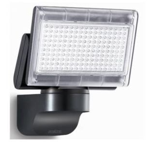 XLED home 1 SL LED floodlight in Black.IP 44 12w