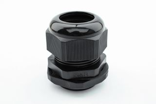 Black Gland Nylon 20mm 6/11 - IP68