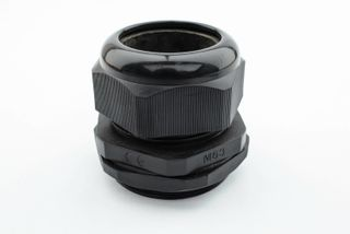 Cable Gland 63mm Black