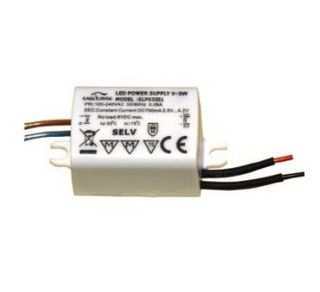 LED constant current light driver 700mA 1-3watts