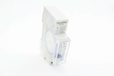 Dinrail 24/7 Timer Switch - 1 pole 16A