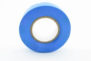 Tanzini 20M Electrical Tape Blue