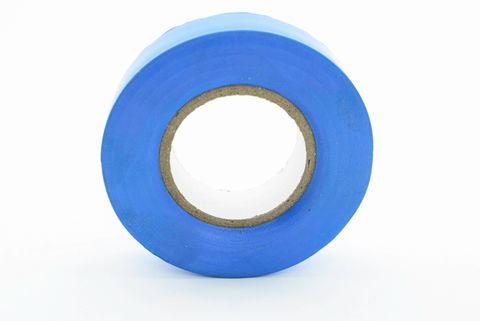 Tanzini 20M Electrical Tape Blue
