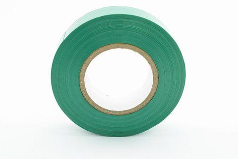Tanzini 20M Electrical Tape Green