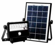 Mightylite Solar Flood - Solar LED Floodlight Kit