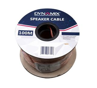 DYNAMIX 100m 14AWG/2.08mm Speaker Cable