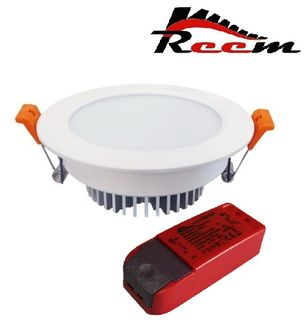 K-series 14W 120CUT LED WHITE 6000K REEM