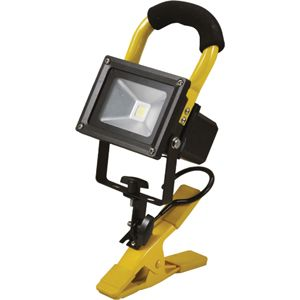 QESTA LED [EPISTAR] RECHARGEABLE Z-FRAMEWORKLIGHT - 10W