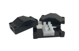 Black Terminal Block 10A 10mm