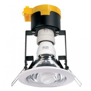 R80 Fluorescent Recessed Downlight