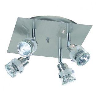 GU10 Four Pan Spotlight