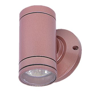 Tube Wall Up or Down Light - Copper