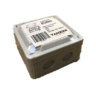 Weatherproof European Junction Box 85x85