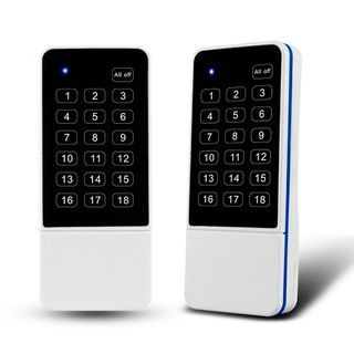 REMOTE CONTROLLER 19 KEY FOR TOUCH SWITCH