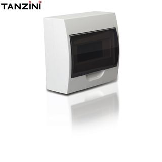 TANZINI Surface Mount 4 Way DistributionBoard