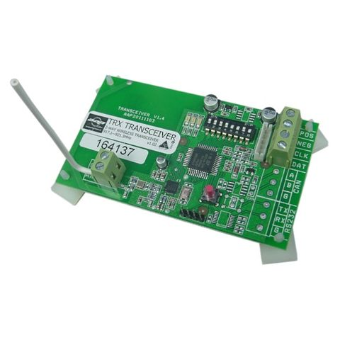 MANUFACTURED WIRELESS TRANSCEIVER PCB