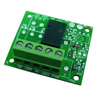 Auxiliary Multiplication Relay for AlarmSystem