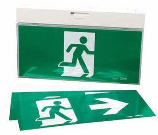 Slide Connect G2 Exit Sign