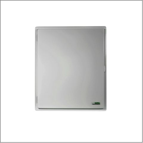 Indoor Meter Distribution Board - FlushMounted - 2 Smart SP Meter