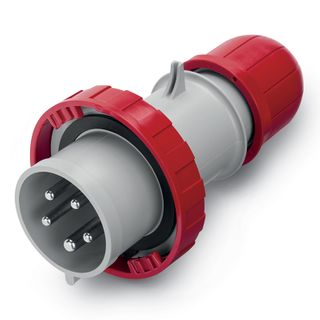 IP67 OPTIMA Plug 415V 3P+N+E - 32A