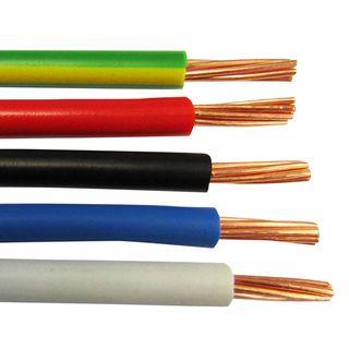 Standard Performance Fixed Conduit Wire- 4mm, 0.6/1KV, Black