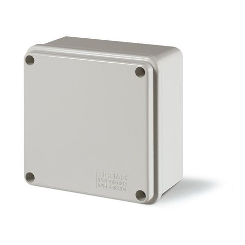 SCABOX With Blank Sides IP56