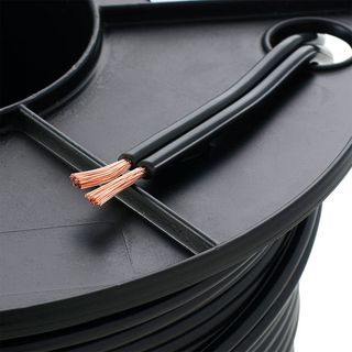 OLEX 4MM 2C GARDEN LIGHT CABLE