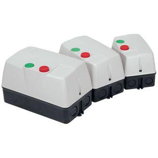 CWB DOL STARTER IP66 400V O/L 4-6.3A