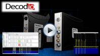 Decodio software demo with the Tektronix RSA500A_thumb