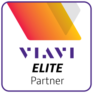 Viavi Elite Partner badge