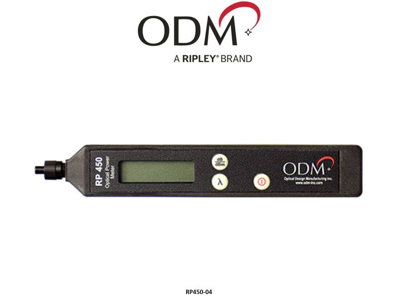 Optical Power Meter - Basic - Filtered InGaAs Detector