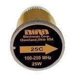 Bird 25C Element 25W 100-250MHZ