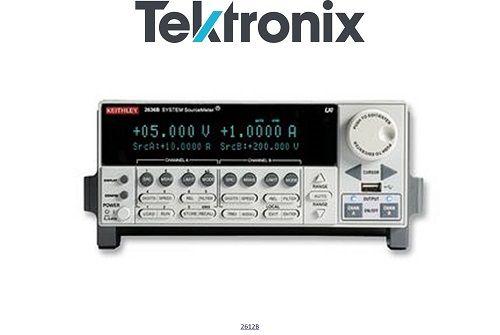 Sourcemeter SMU, 2 Channel, 10 A, 200V, 200 W