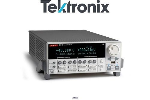 Sourcemeter SMU, 2 Channel, 10 A, 40V, 200 W