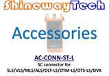 AC-CONN-ST-L, ST Connector, for Light Source