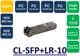 SFP+,SMF,1310NM,    10G,10KM