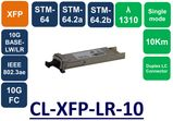 XFP, SMF, 1310NM,10G ,LC, 10KM