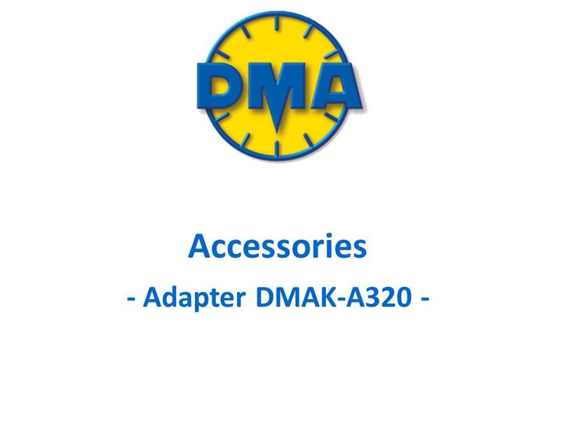 DMA adapter kit for Airbus A318, A319, A320, A321