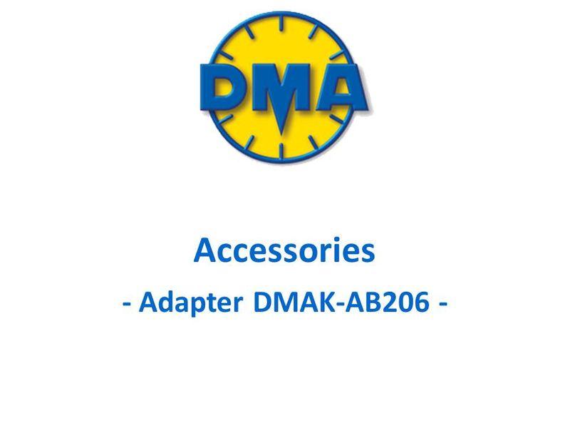 DMA adapter kit for AgustaWestland 206