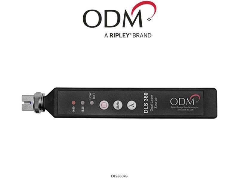 Handheld Laser Light Source - Dual SM 1490-1625nm