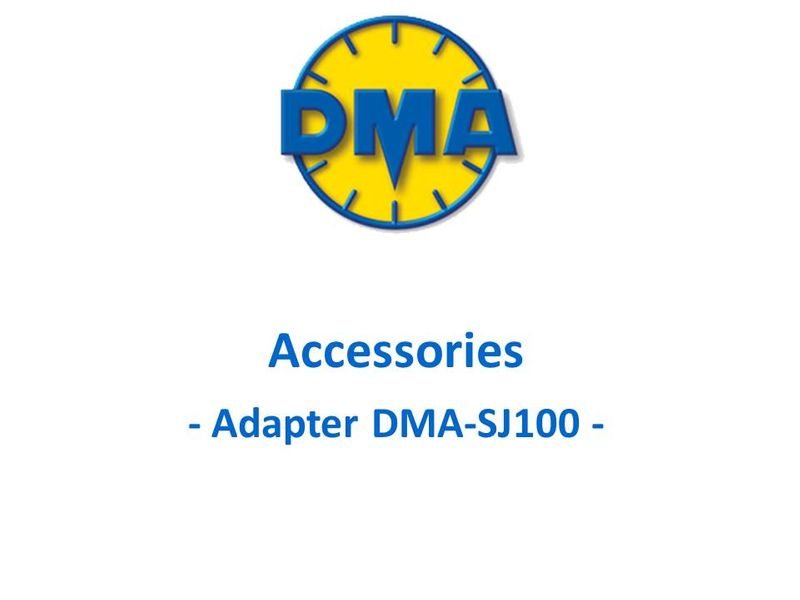 DMA adapter kit for Sukhoi SJ100